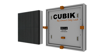 Купувам CUBIK Рекламен LED екран
