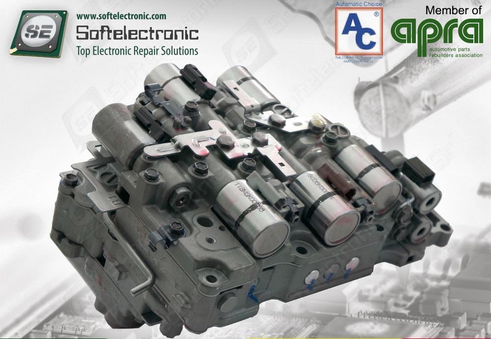 Купувам Клапанно тяло за TF-80SC/AF40 автоматична скоростна кутия.
