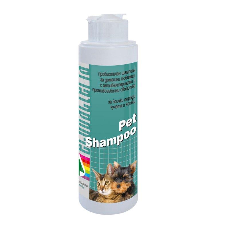 Купувам PiP Pet Shampoo-Пробиотичен шампоан за деликатно измиване козината на домашни любимци
