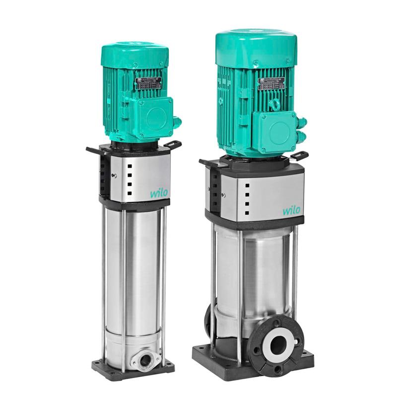 Купувам Wilo-Multivert MVI вертикална многостепенна помпа за високо налягане