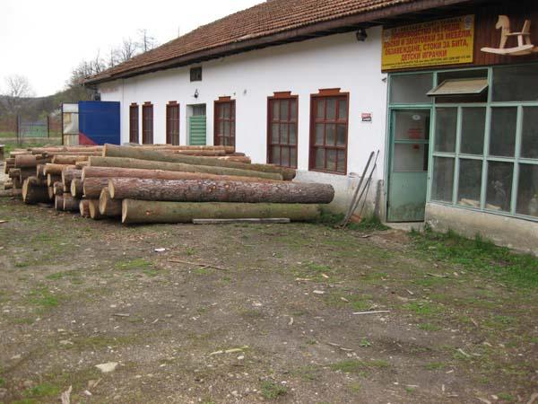 Купувам Продава производствена база за обзовеждане и преработка на дървесина