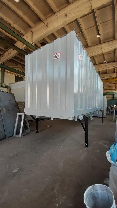 Подвижен контейнер 20 фута (сменяем каросерия). BDF стандарт.