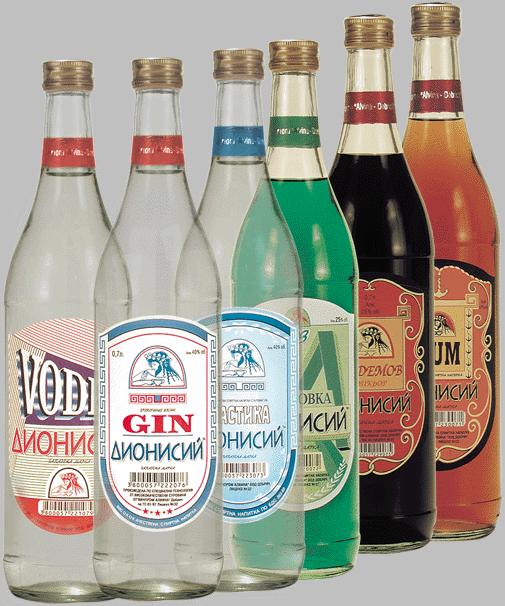 Напитки Дионисий