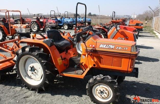 Купувам Трактор Kubota ZB 1-17 Bultra