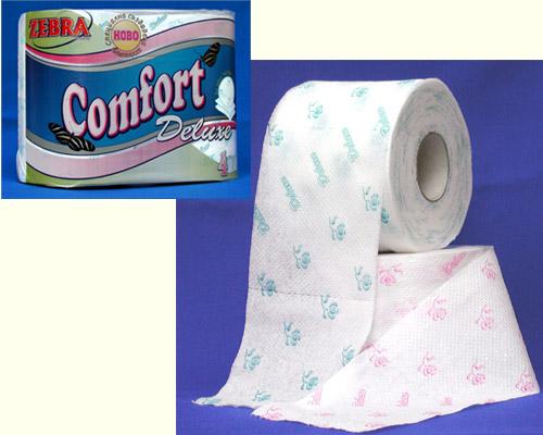 Купувам Тоалетна хартия DELUX