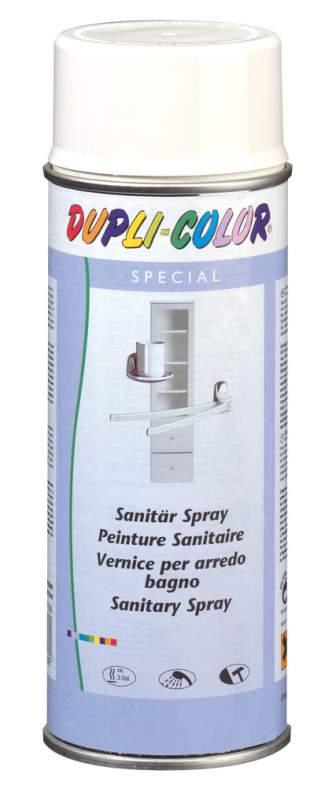 Купувам Влагоустойчива синтетична боя Санитарен спрей