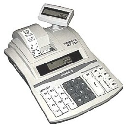 Купувам Касов апарат MP-55M-02