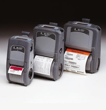 Купувам Мобилни етикетни принтери Zebra QL220