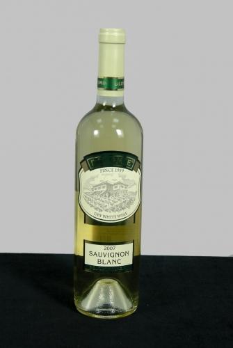 Вино бяло Совиньон Блан 2007