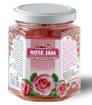 Купувам Домашен конфитюр от Рози