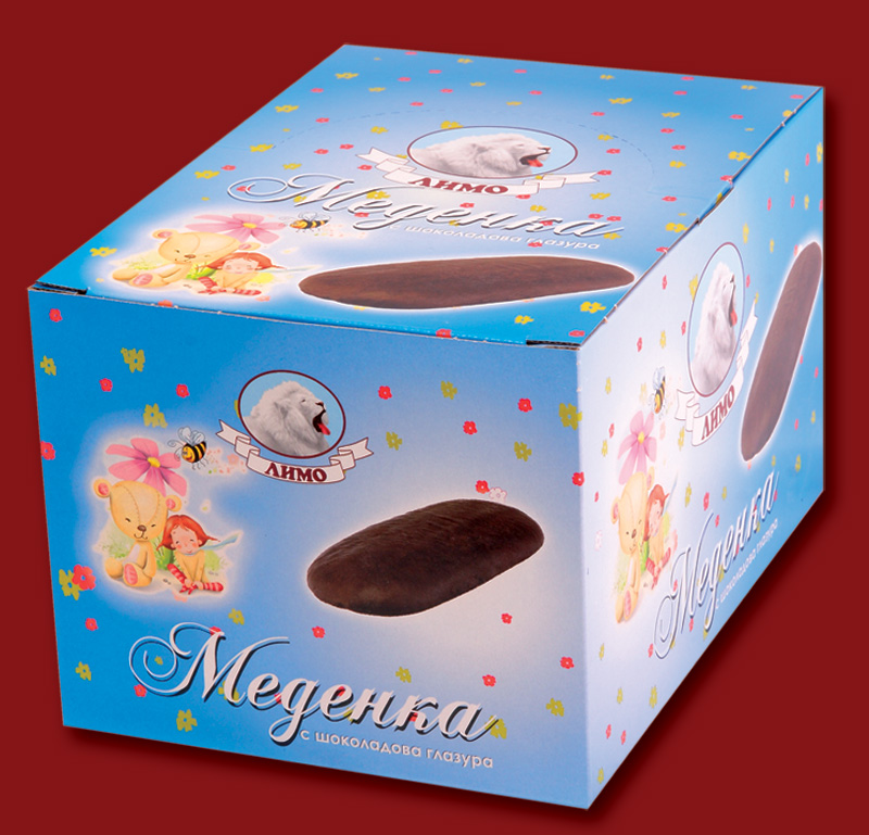 Купувам Меденка с шоколадова глазура