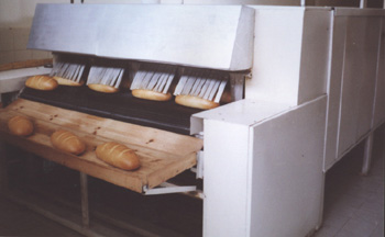 Купувам Тунелна лентова хлебопекарна пещ тип ПТЕ - 24