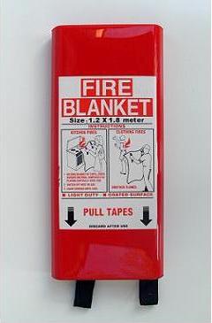 Пожарогасително одеало