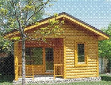 Купувам Дървени къщи от профилирани греди