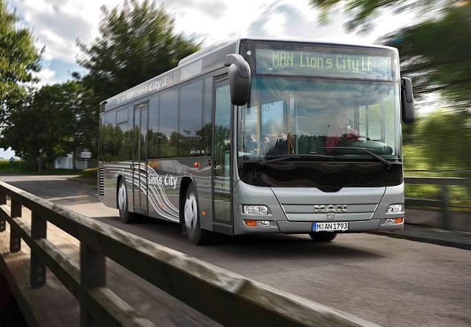 Купувам Градски Автобус Lion's City Т A78 LE