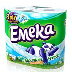 Купувам Тоалетна хартия - Емека
