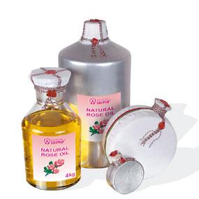 Купувам 100% Натурално розово масло (Rosa Damascema Mill)