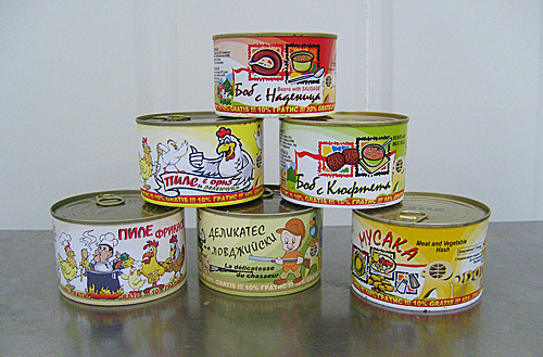 Buy Canned meat