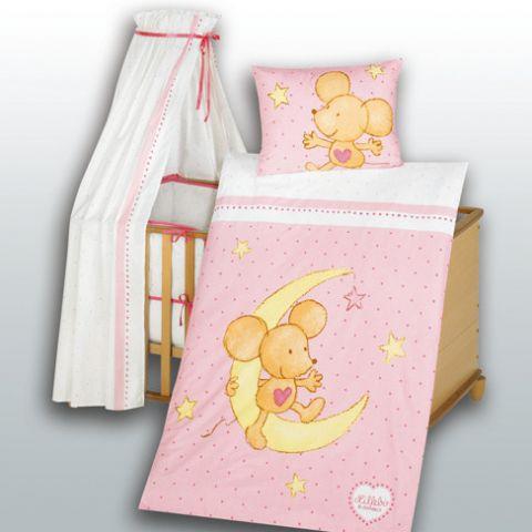 Купувам Спално бельо комплект за кошара Неrding Heimtextil 2447/25.063