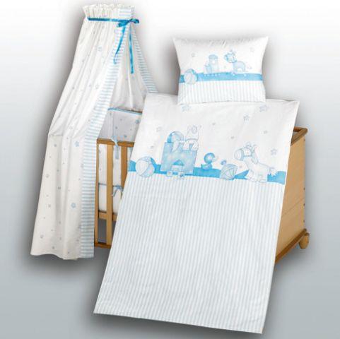 Купувам Спално бельо за кошара Неrding Heimtextil 2465/52.063