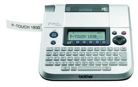 Купувам Декстоп P-touch електронна система за етикети PT-1830VP