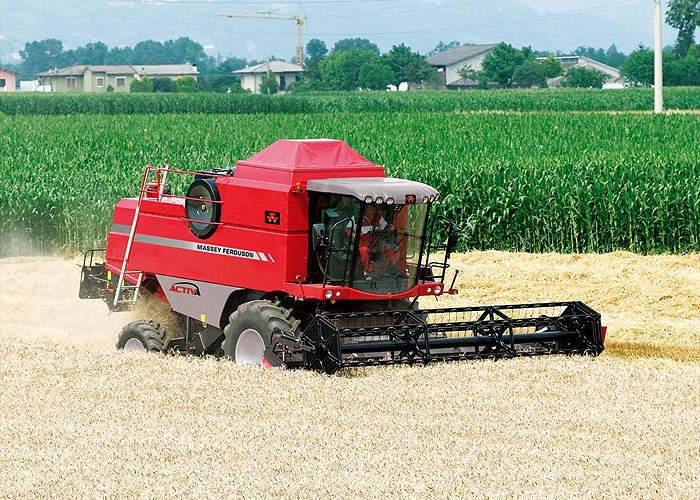Buy Grain-harvesting combines