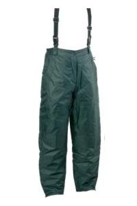 Купувам Топлозащитен панталон с тиранти, РVС/РЕ TITAN