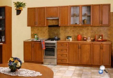 Купувам Обзавеждане на кухня Моби 260