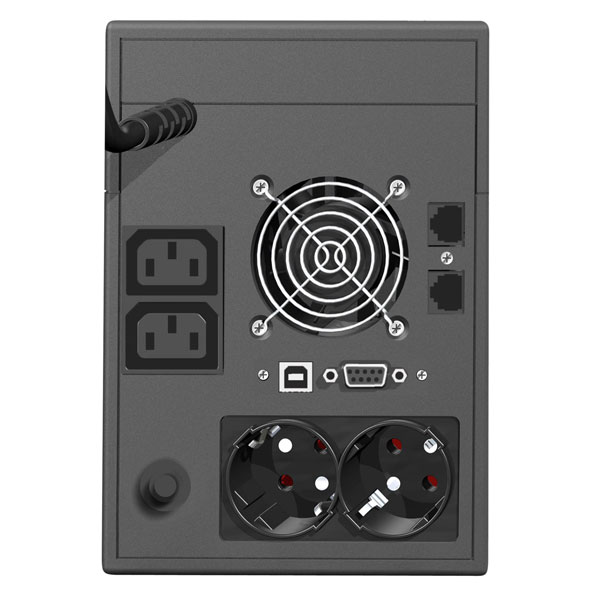 Купувам Аварийно захранване Power Must 2000USB P- 2000VA MUSTEK, UPS