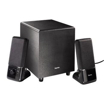 Купувам Звукова система 2.1 I-340,2x4W+1x4W