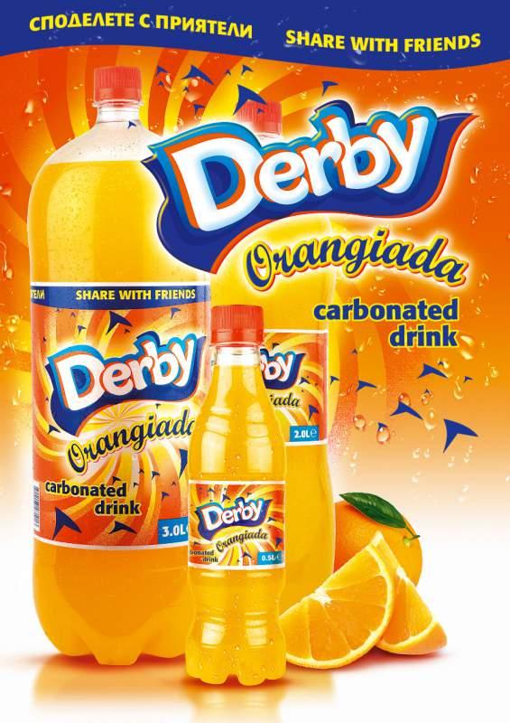 Безалкохолни напитки  DERBY