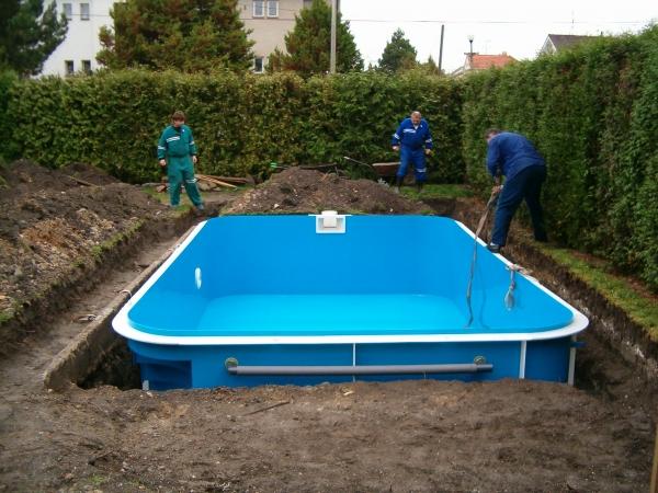 Купувам Полипропиленов басейн