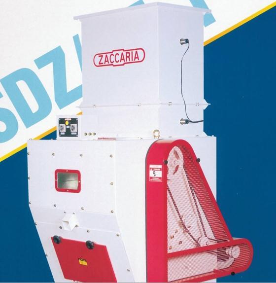 Машини за производство и обработка на ориз Zaccaria