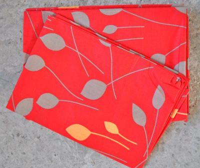 Купувам Спален комплект Листа - Червено
