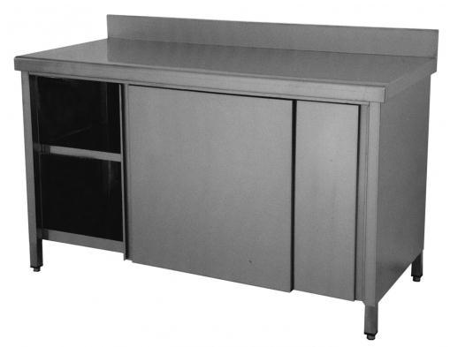 Купувам Шкаф работен от неръждаема стомана