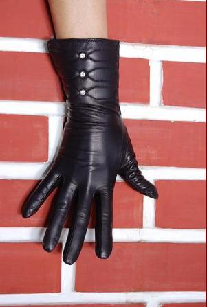 Купувам Ръкавици кожени