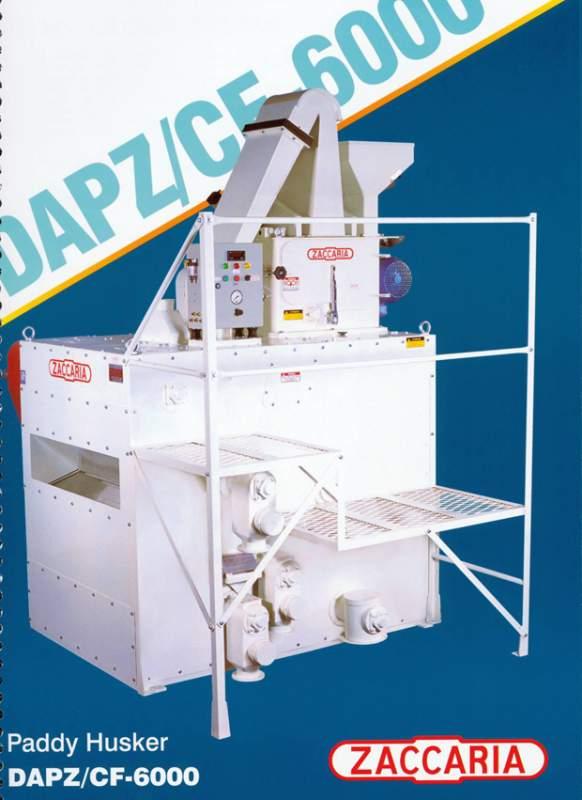 Поточна линия Zaccaria DAPZ/CF 6000
