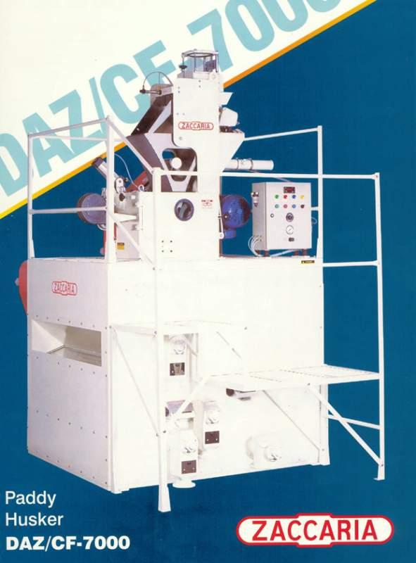 Купувам Поточна линия Zaccaria DAZ/CF 7000