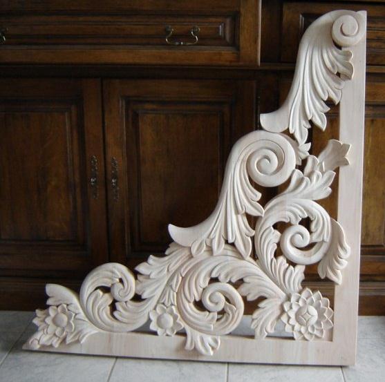 Дърворезба произведение на народното изкуство и занаятчийство