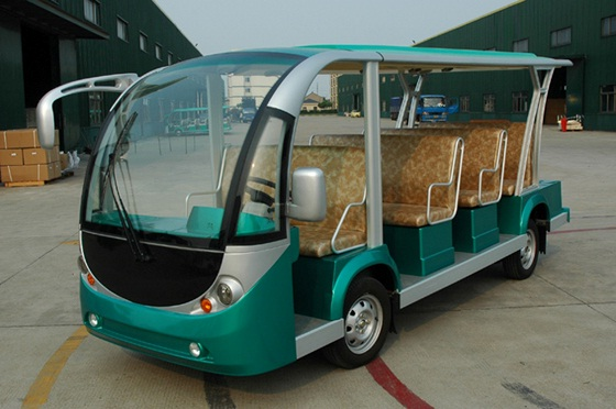 Купувам Електрически минибус ВРОМОС City Shuttle