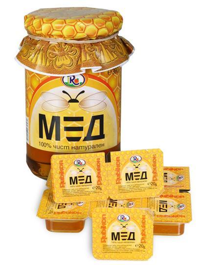 Купувам Пчелен мед Рубикон 100%