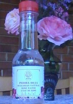 Купувам Вода розова тонизираща за пиене и козметика