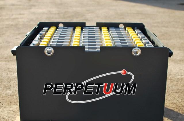 Купувам Тягови батерии Perpetuum