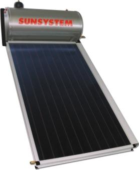 """Купувам Термосифонна система TSS """"SUNSYSTEM"""""""
