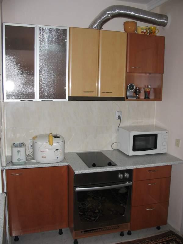 Купувам Кухня Жълта - карамел (220х180 см