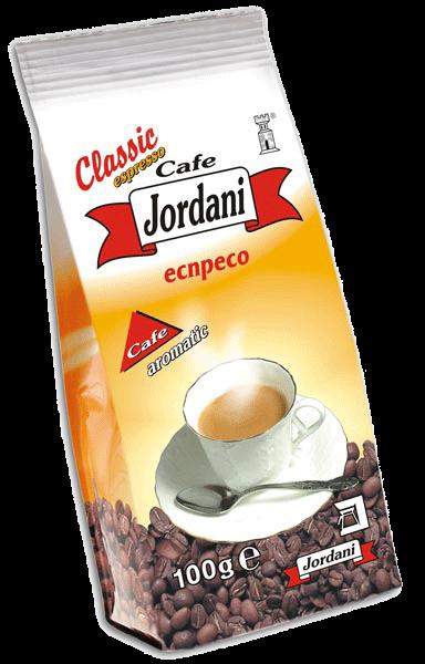 Купувам Кафе Jordani Clаssic еспресо