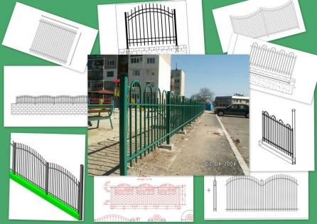 Купувам Оградни системи
