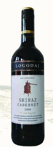Купувам Вино ЛОГОДАЖ Шираз&Каберне