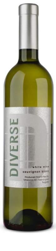 Купувам Вино DIVERSE Совиньон блан 2010