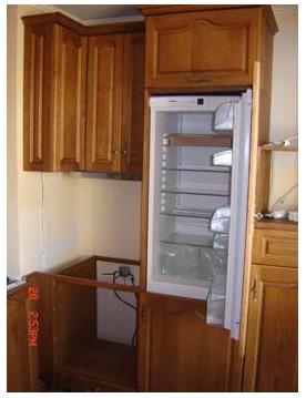Купувам Кухня с вградени шкафове